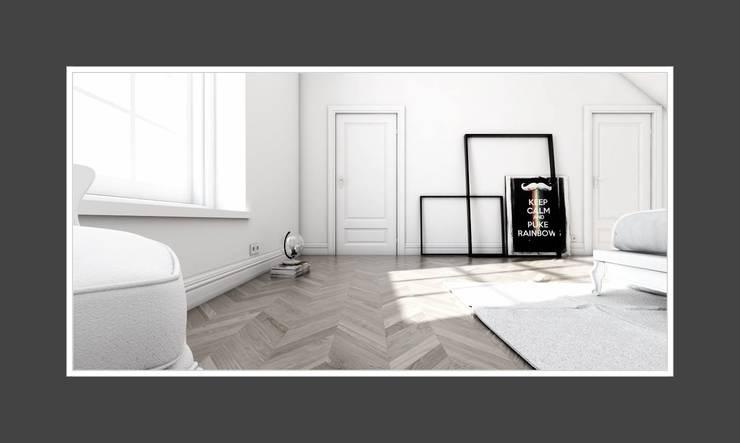 Sweden- Kastberga - sypialnia: styl , w kategorii Sypialnia zaprojektowany przez Zeler Design,