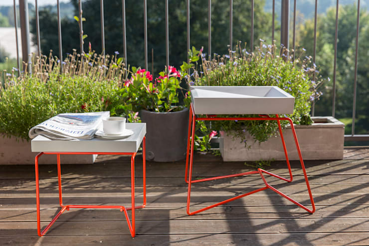 Балкон, веранда и терраса в . Автор – Betoniu GmbH
