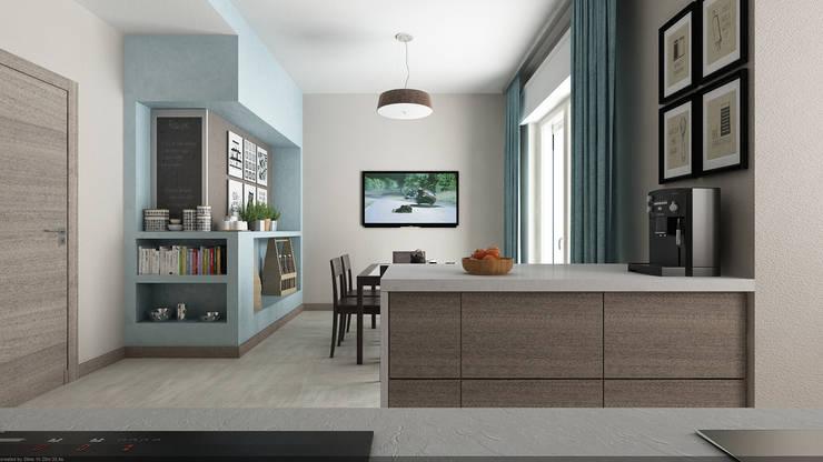 De Vivo Home Design의  주방