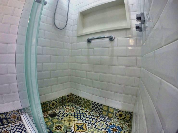 21 revestimentos incr veis para o banheiro - Reformas pisos pequenos ...