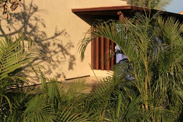 Casa del Agua : Terrazas de estilo  por José Vigil Arquitectos