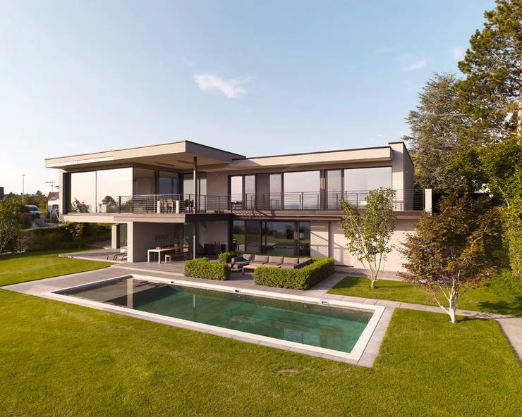 Objekt 329 / meier architekten: moderne Häuser von meier architekten