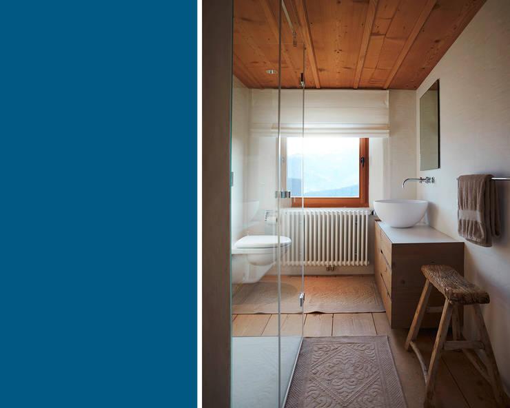Objekt 322 / meier architekten:  Badezimmer von meier architekten