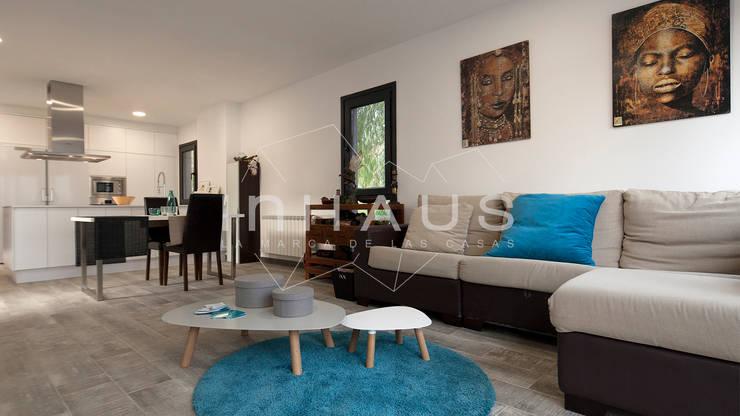 Столовые комнаты в . Автор – Casas inHAUS