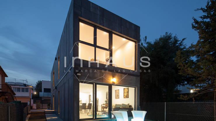 منازل تنفيذ Casas inHAUS