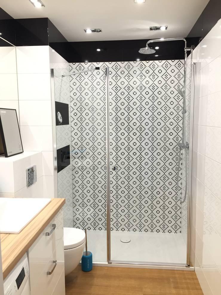 Salle de bain scandinave par PTW Studio Scandinave