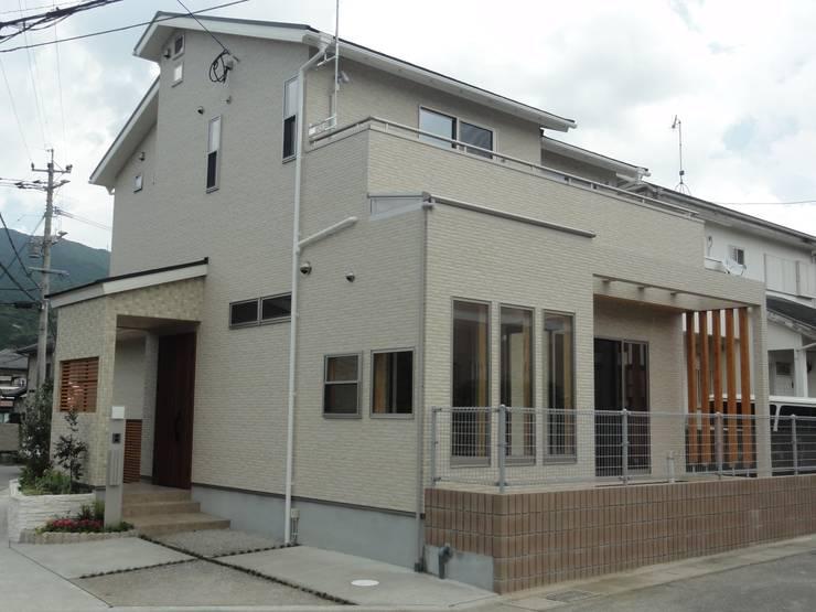 外観: DIOMANO設計が手掛けた家です。,