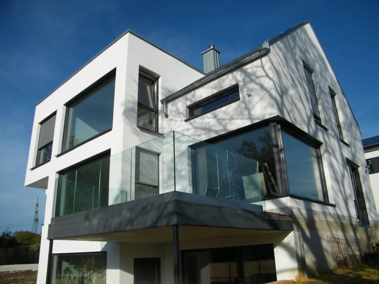 Architekturbüro- Alles außer gewöhnlich의  주택