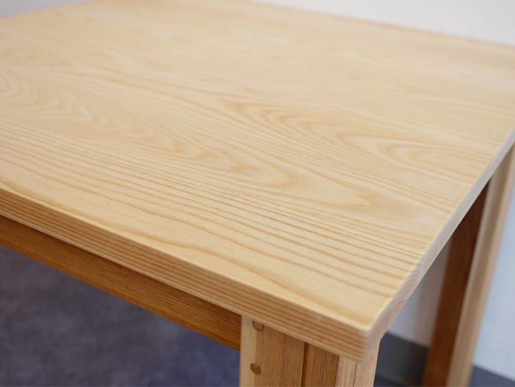 DK-611 2인테이블: 나무모아의  다이닝 룸,