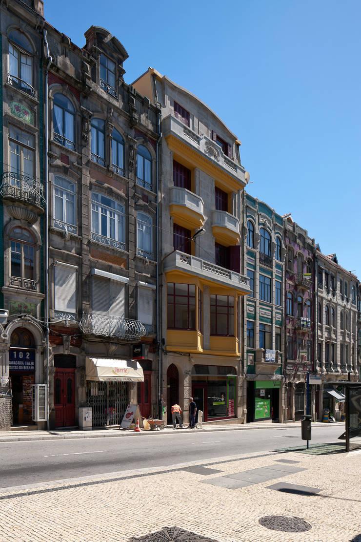 Rua Alexandre Braga:   por Nuno Valentim, Arquitectura e Reabilitação