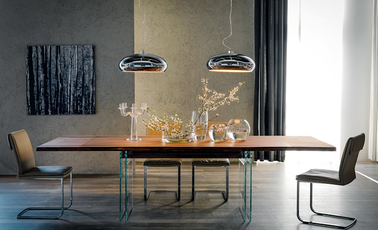 Dining room by Mobilificio Marchese
