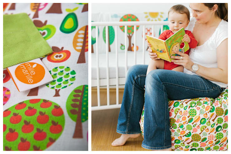 Nursery/kid's room by millemarille GmbH