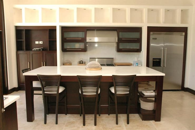 Dapur by I.g.interiorismo.paisajismo