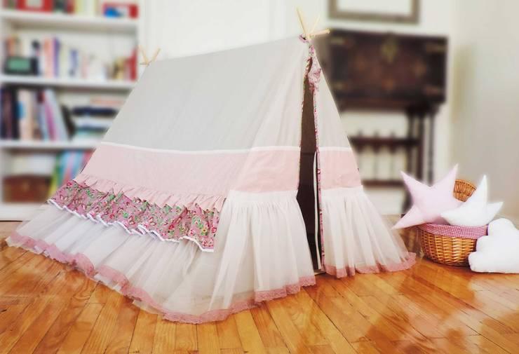 Habitaciones infantiles de estilo  por TIPI-TOO
