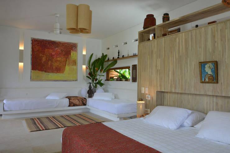 moderne Slaapkamer door Kubik Lab