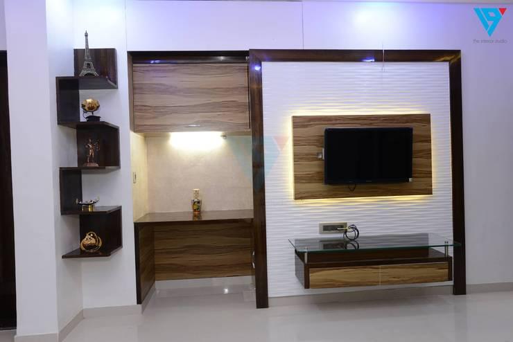 Moderne Schlafzimmer von V9 - the interior studio Modern