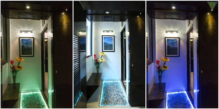 Project 875:  Corridor & hallway by V9 - the interior studio