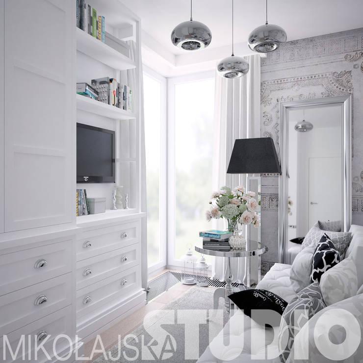 glamour-style: styl , w kategorii  zaprojektowany przez MIKOŁAJSKAstudio