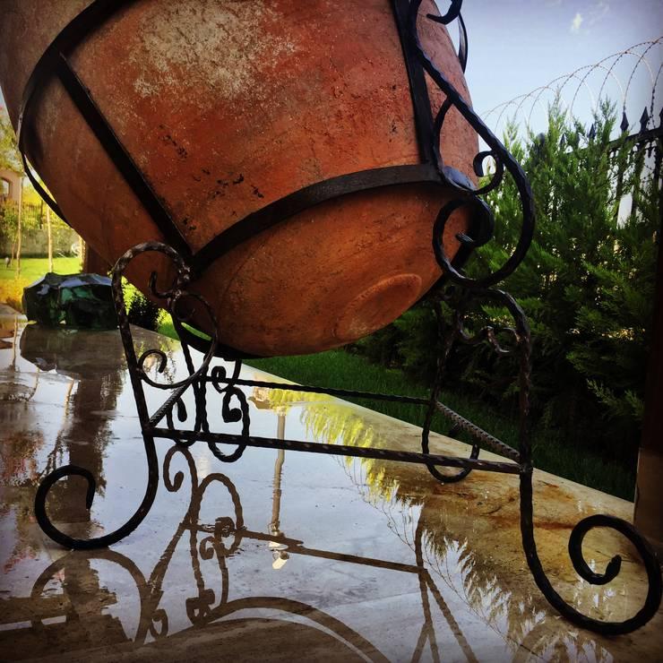 AYTÜL TEMİZ LANDSCAPE DESIGN – TOSKANA VADİSİ- VİLLA PEYZAJ PROJE&UYGULAMA // TOSKANA VADISI – VILLA LANDSCAPE PROJECT&APPLICATION:  tarz Bahçe