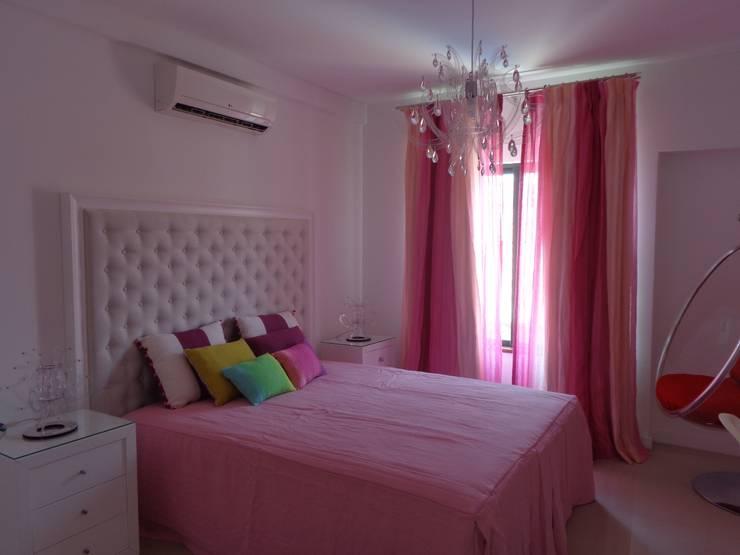 modern Nursery/kid's room by Joana Neto | Interiores