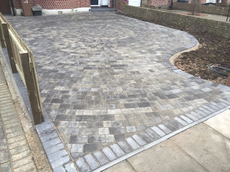 Driveway Paving:   by TDS Paving and Landscaping