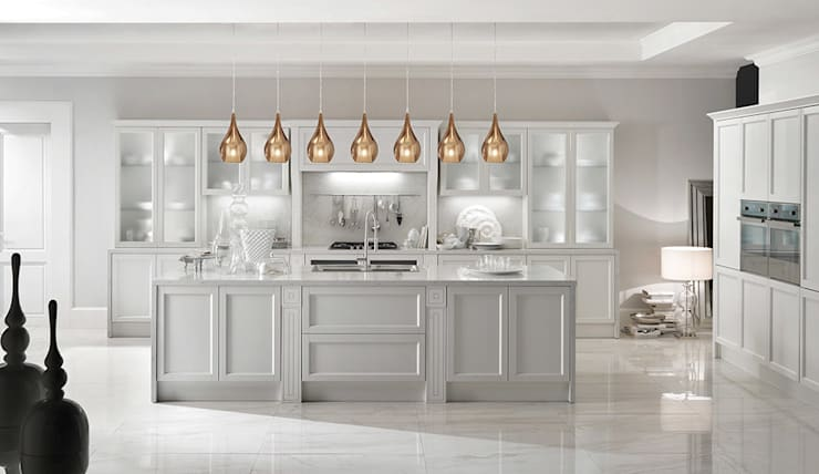 modern Kitchen by Cangini e Tucci
