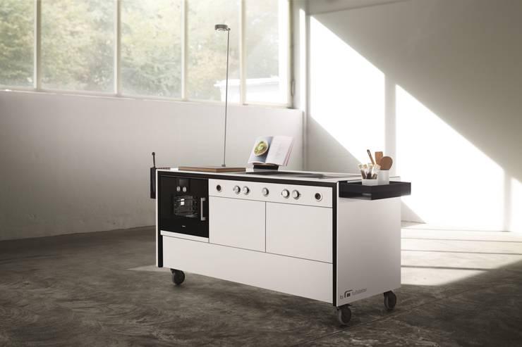 Cozinha  por Fußstetter Planungs-Gesellschaft mbH