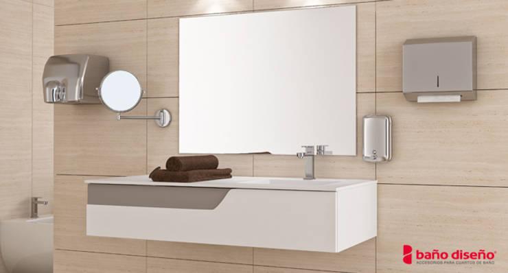 Complementos de hotel - Baño Diseño:  de estilo  de Baño Diseño
