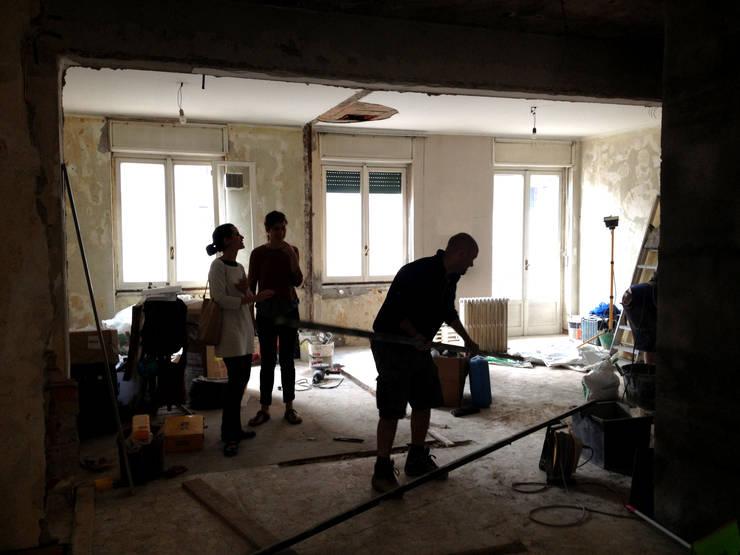 Projekty,   zaprojektowane przez Atelier delle Verdure