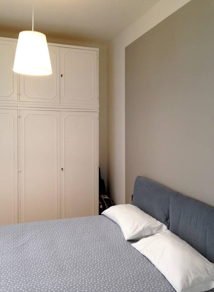 Bedroom by Atelier delle Verdure, Eclectic