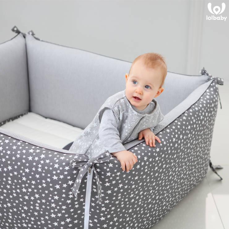롤베이비: 롤베이비의  아이 방