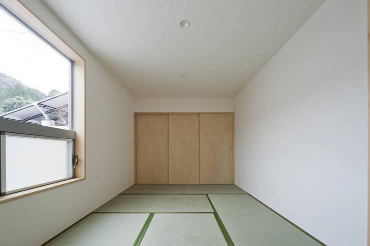 asian Bedroom by キリコ設計事務所
