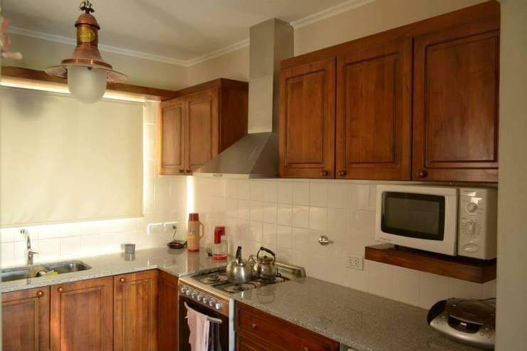 Kitchen by GD Arquitectura, Diseño y Construccion, Classic