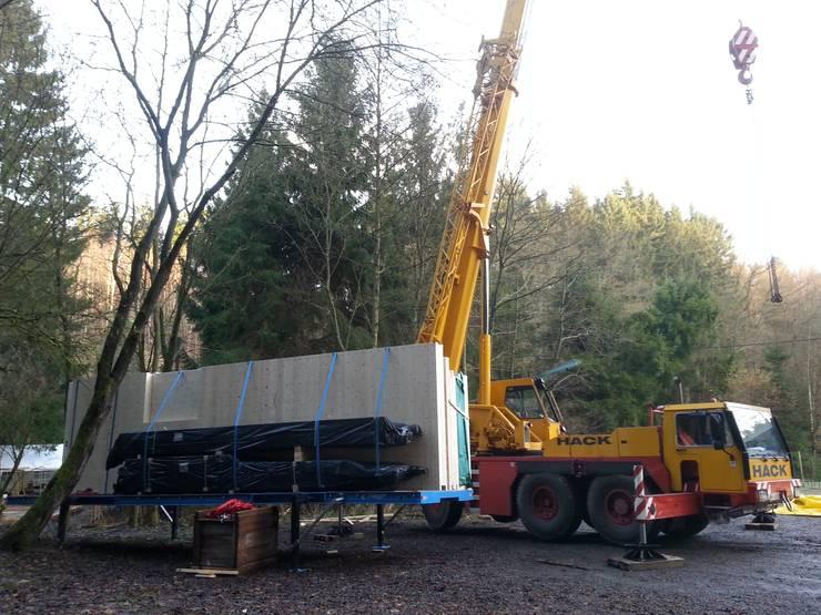 MCB International Timber-Work Limited:  tarz Evler