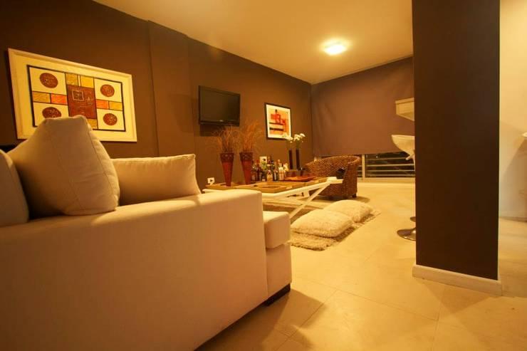 Departamento. Dormitorios clásicos de canica`s Clásico