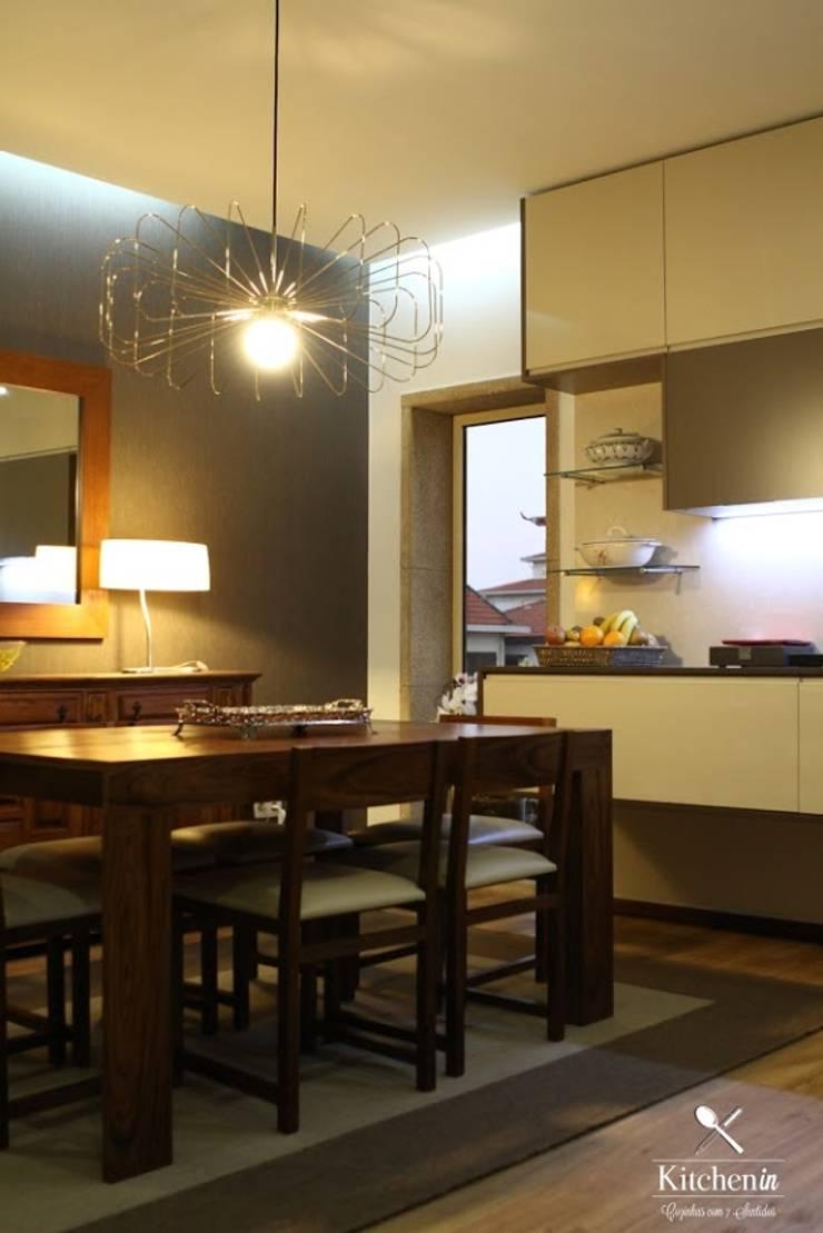 Cozinha FT:   por Kitchen In,Moderno