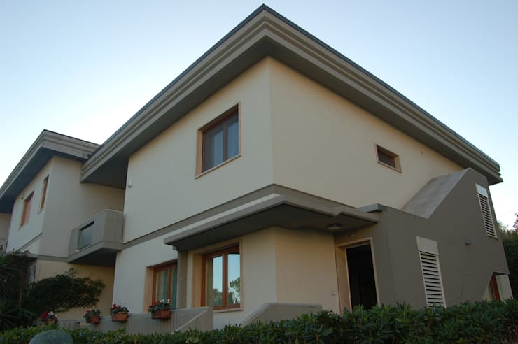 Houses by Archideo Studio di Architettura