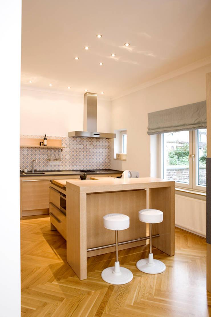 Küche im Altbau von Beilstein Innenarchitektur   homify