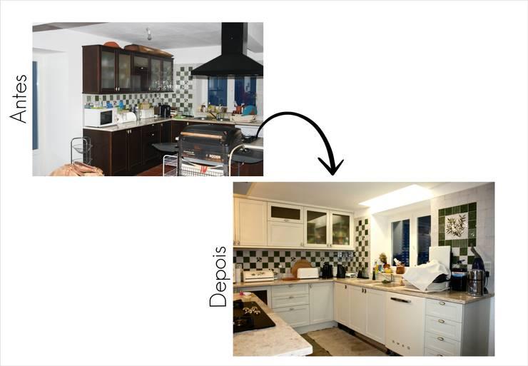 Cozinha:   por Jorge Feio, Arquitecto