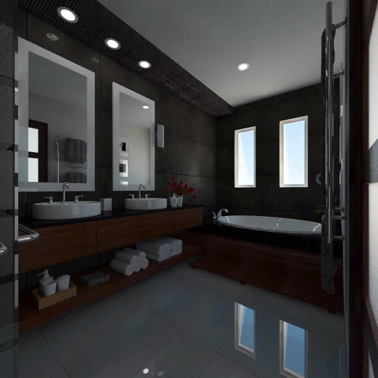 Propuesta A de JRK Diseño - Studio Arquitectura