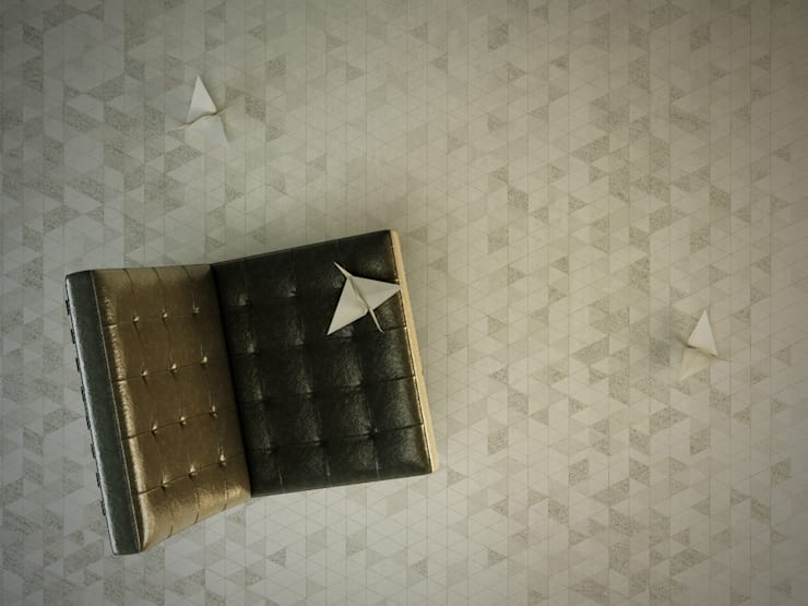 Walls & flooring by Silvia Mattana