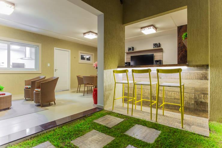 Terrazas de estilo  por Rita Albuquerque Arquitetura e Interiores