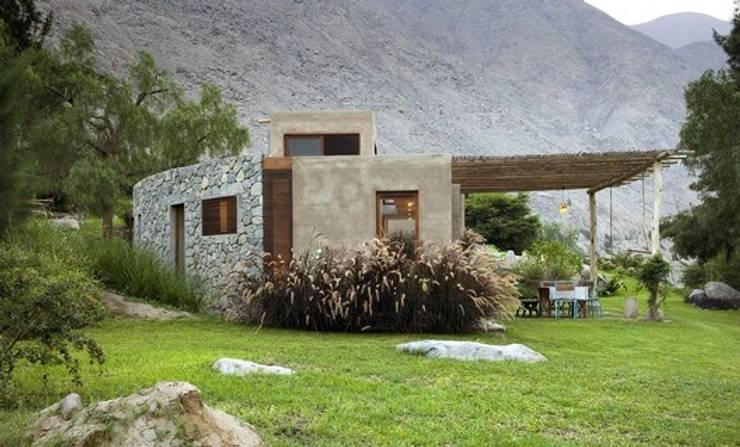 proyectos Casas clásicas de Arq. Marta Badaracco Clásico