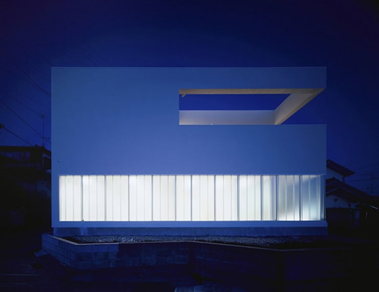 Casas de estilo moderno por Vektor arquitek
