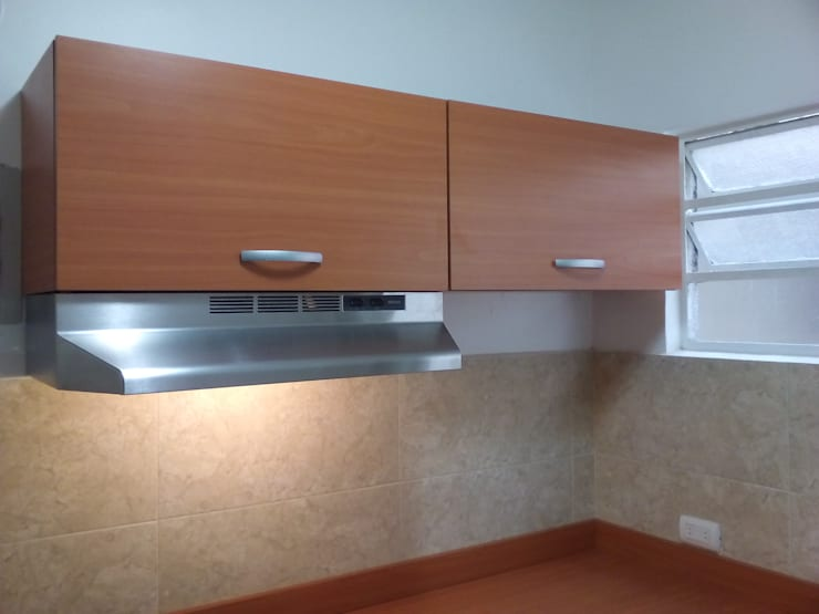 Kitchen by Grupo Creativo DF, C.A.