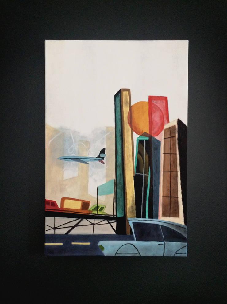 PAINTBYMGB – Kent:  tarz Sanat
