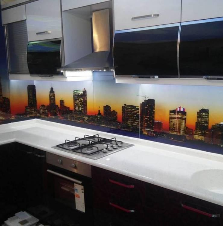 Minitaş inşaat – Çalışmalarımız:  tarz Mutfak, Modern