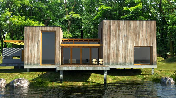 Cabana Modernista:   por Henrique Barros-Gomes - Arquitecto