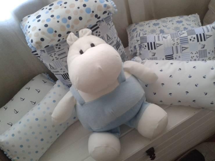 Textiles: Dormitorios infantiles  de estilo  por NBe DECO,