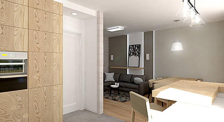 Bedroom by EMEMSTUDIO , Modern